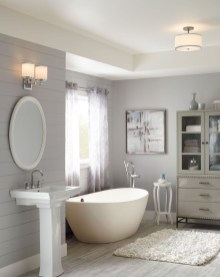 Best Bathroom Decorating Ideas For Comfortable Bath33
