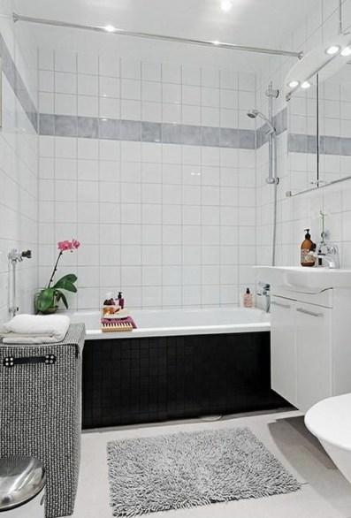Best Bathroom Decorating Ideas For Comfortable Bath38