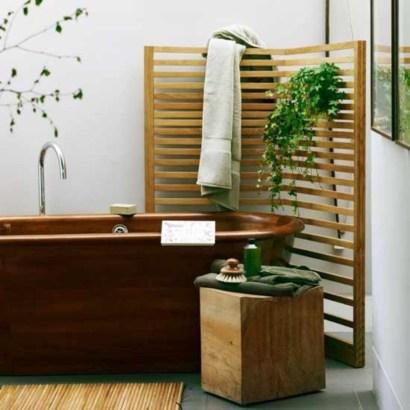 Best Bathroom Decorating Ideas For Comfortable Bath40
