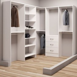 Best Closet Design Ideas For Your Bedroom21