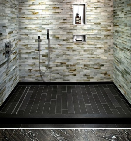 Best Natural Stone Floors For Bathroom Design Ideas21