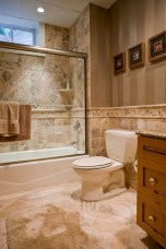 Best Natural Stone Floors For Bathroom Design Ideas25