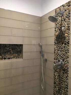 Best Natural Stone Floors For Bathroom Design Ideas38