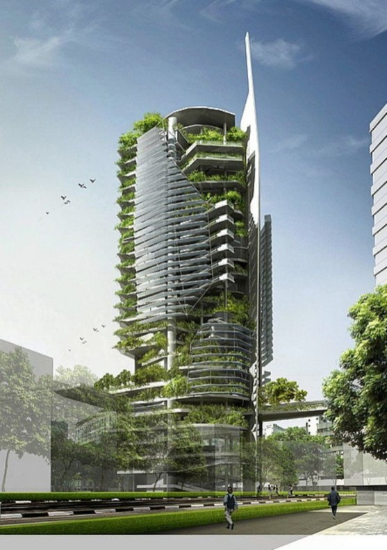 Best Vertical Farming Architecture Design Inspirations14