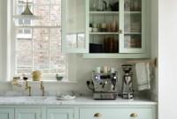 Charming Kitchen Cabinet Decorating Ideas28