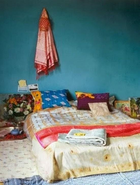 Chic Boho Bedroom Ideas For Comfortable Sleep At Night35