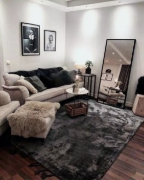 Impressive Apartment Living Room Decorating Ideas On A Budget15