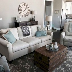 Impressive Apartment Living Room Decorating Ideas On A Budget18