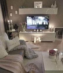 Impressive Apartment Living Room Decorating Ideas On A Budget22