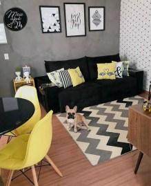 Impressive Apartment Living Room Decorating Ideas On A Budget35