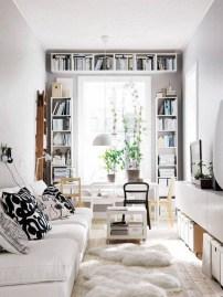 Impressive Apartment Living Room Decorating Ideas On A Budget37
