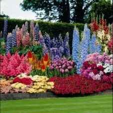 Incredible Flower Bed Design Ideas For Your Small Front Landscaping30