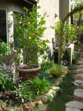 Incredible Flower Bed Design Ideas For Your Small Front Landscaping33