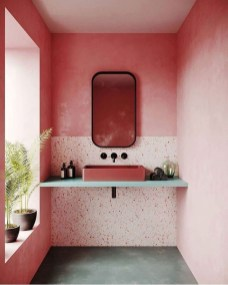 Most Popular Bathroom Color Design Ideas01