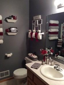 Most Popular Bathroom Color Design Ideas14