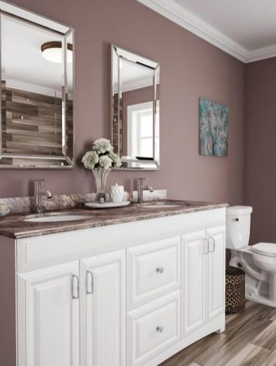 Most Popular Bathroom Color Design Ideas33