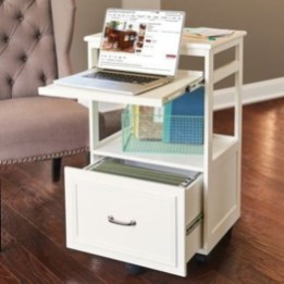 Stunning Diy Portable Office Organization Ideas14