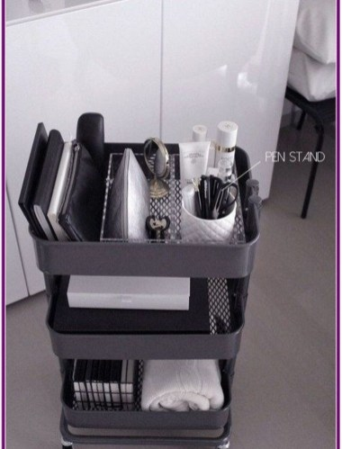 Stunning Diy Portable Office Organization Ideas21