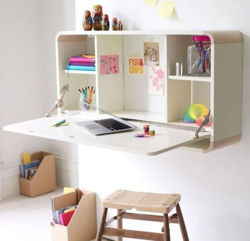 Stunning Diy Portable Office Organization Ideas39