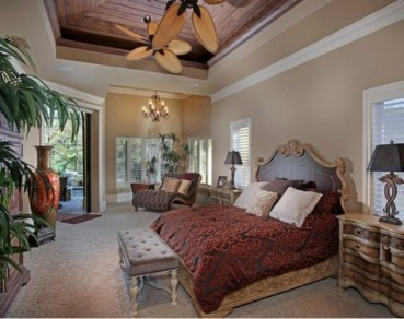 Tuscan Style Bedroom Decorative Ideas That Make Your Sleep Warm23