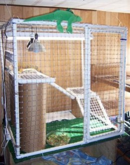 Unique Diy Pet Cage Design Ideas You Have To Copy44