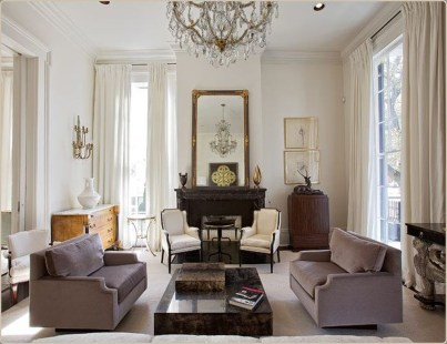 Wonderful Black White And Gold Living Room Design Ideas26