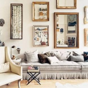 Wonderful Black White And Gold Living Room Design Ideas28