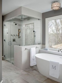 Wonderful Diy Master Bathroom Ideas Remodel02