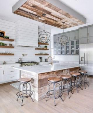 Amazing Modern Farmhouse Kitchen Decoration15
