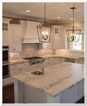 Amazing Modern Farmhouse Kitchen Decoration33