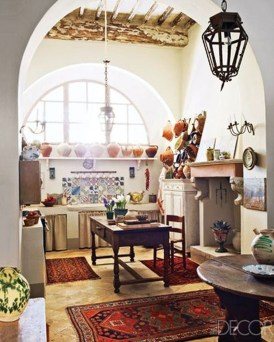 Awesome Bohemian Kitchen Design Ideas For Comfortable Cooking16