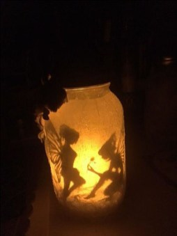 Awesome Diy Mason Jar Lights To Make Your Home Look Beautiful14