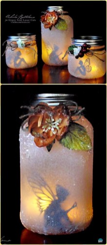 Awesome Diy Mason Jar Lights To Make Your Home Look Beautiful15