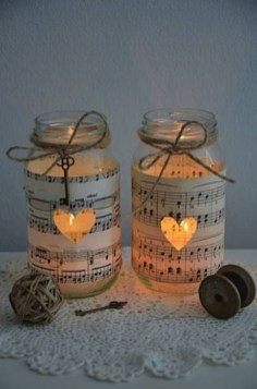 Awesome Diy Mason Jar Lights To Make Your Home Look Beautiful20