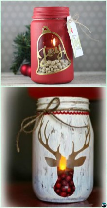 Awesome Diy Mason Jar Lights To Make Your Home Look Beautiful27