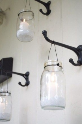 Awesome Diy Mason Jar Lights To Make Your Home Look Beautiful39
