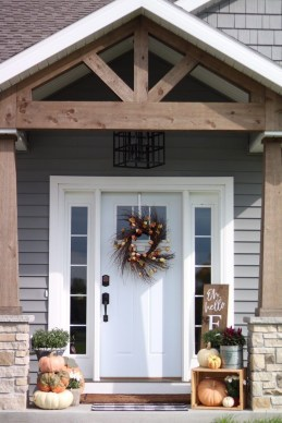 Awesome Home Front Exterior You Have Must See34