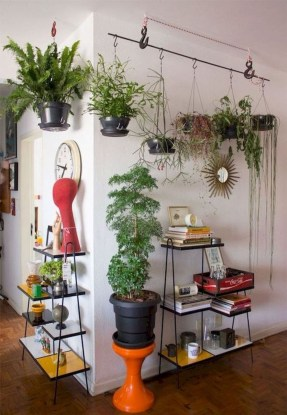 Awesome Indoor Plant Decoration Ideas To Make Natural Comfort In Your Home16