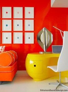 Awesome Wall Paint Color Combination Design Ideas For The Beauty Of Your Home Interior12