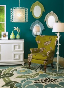 Awesome Wall Paint Color Combination Design Ideas For The Beauty Of Your Home Interior13