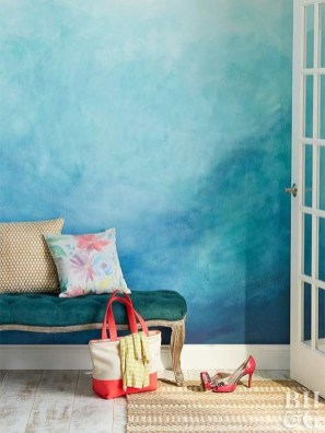 Awesome Wall Paint Color Combination Design Ideas For The Beauty Of Your Home Interior27