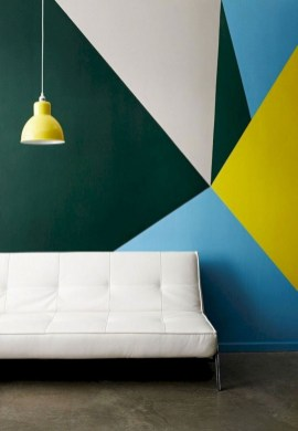 Awesome Wall Paint Color Combination Design Ideas For The Beauty Of Your Home Interior35