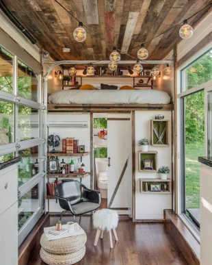 Beautiful And Creative Tiny Houses That Maximize Function Your Home07