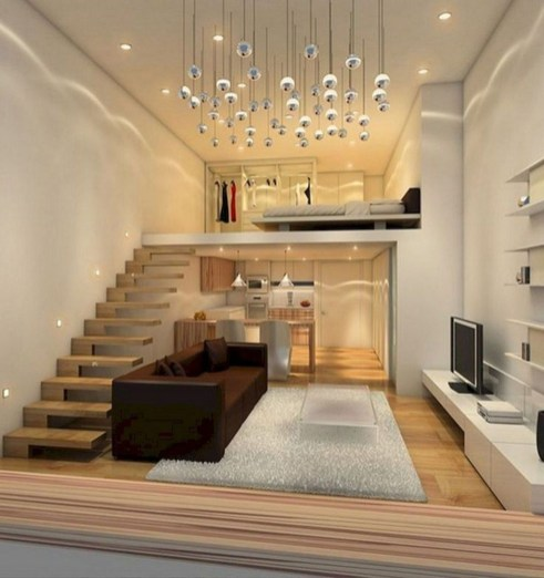 Beautiful And Creative Tiny Houses That Maximize Function Your Home28