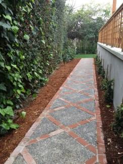 Creative Diy Garden Walkways Ideas For Stunning Home Yard17