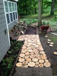 Creative Diy Garden Walkways Ideas For Stunning Home Yard31