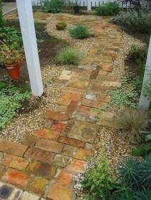 Creative Diy Garden Walkways Ideas For Stunning Home Yard36