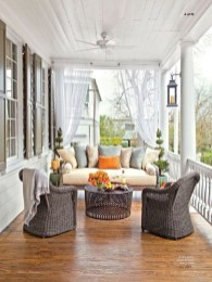 Creative Ideas To Decorate Your Outdoor Room02