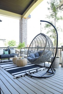 Creative Ideas To Decorate Your Outdoor Room08