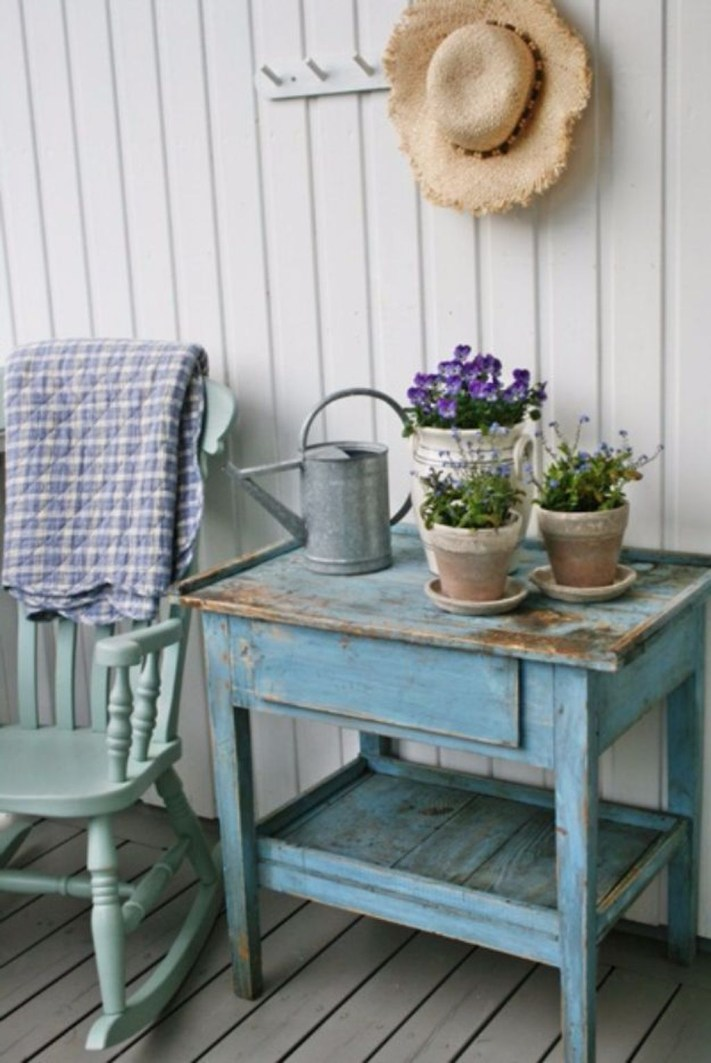 Creative Ideas To Decorate Your Outdoor Room35